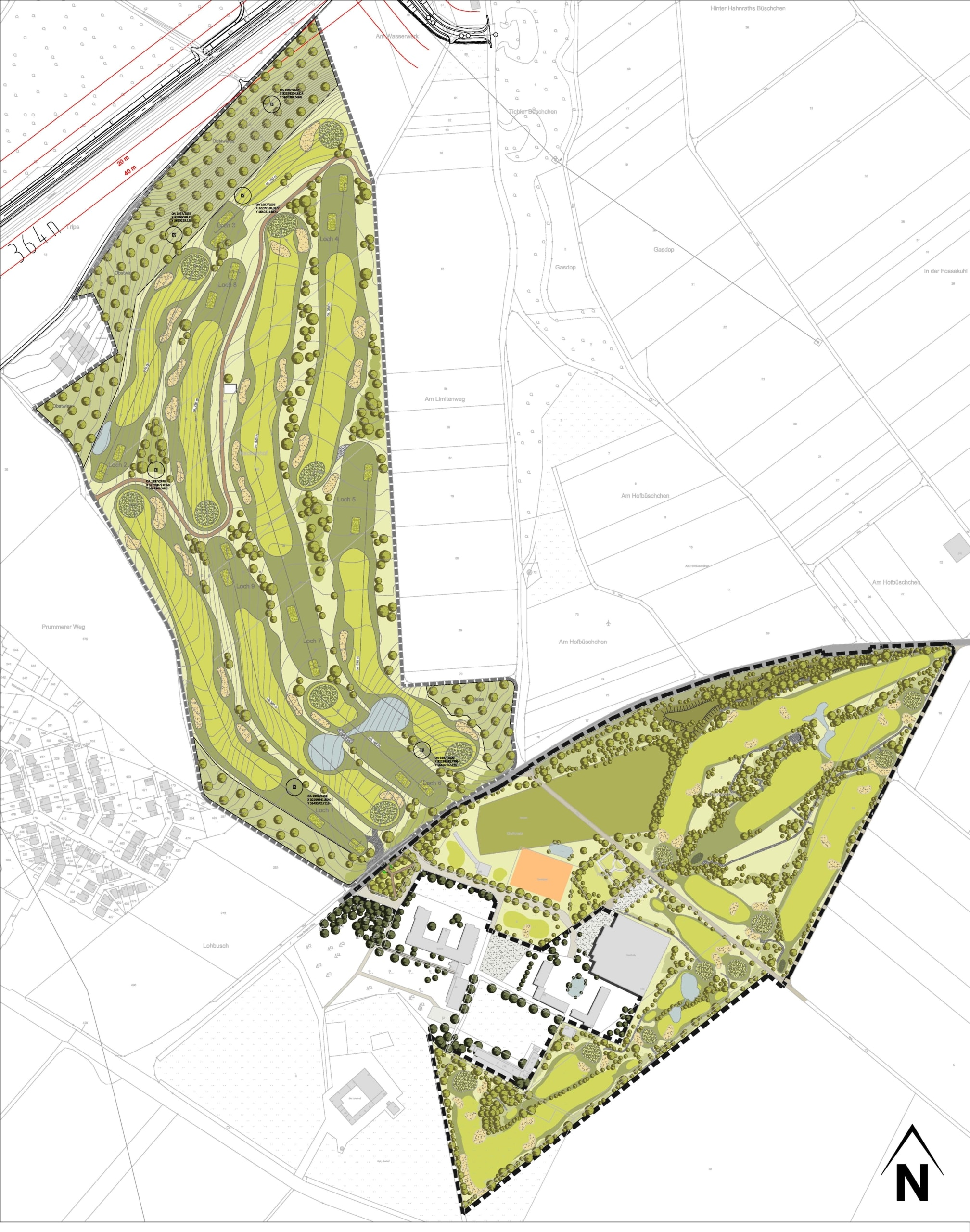 VDH Projektmanagement GmbH – Geilenkirchen Golfplatz