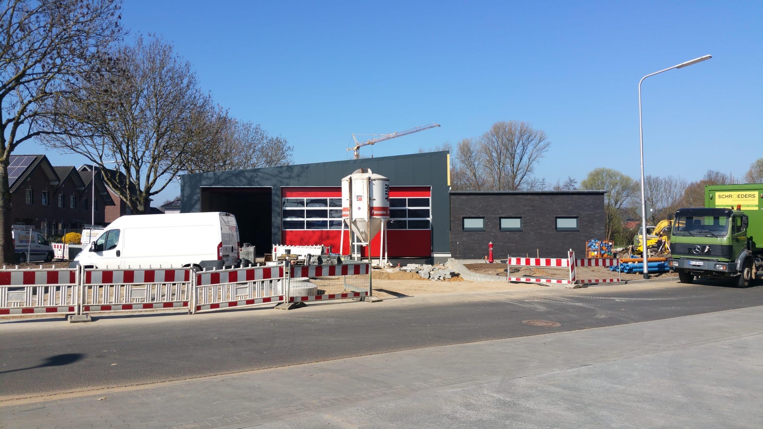 VDH Projektmanagement GmbH – Waldfeucht Feuerwehrgerätehaus
