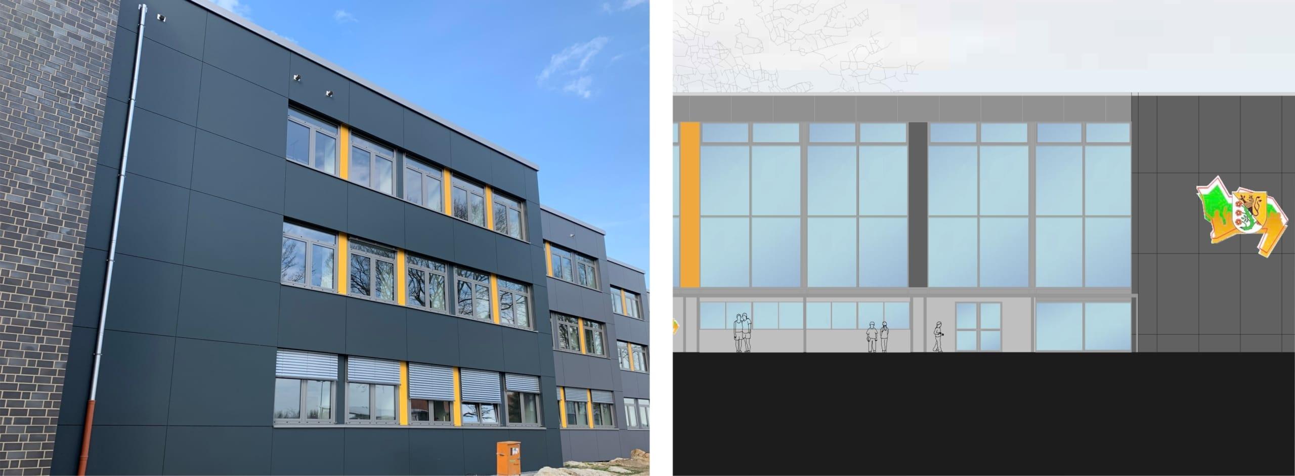 VDH Projektmanagement GmbH – Gangelt Energetische Sanierung Gesamtschule